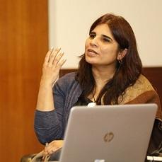 Dr. Kiran Nazir Ahmed